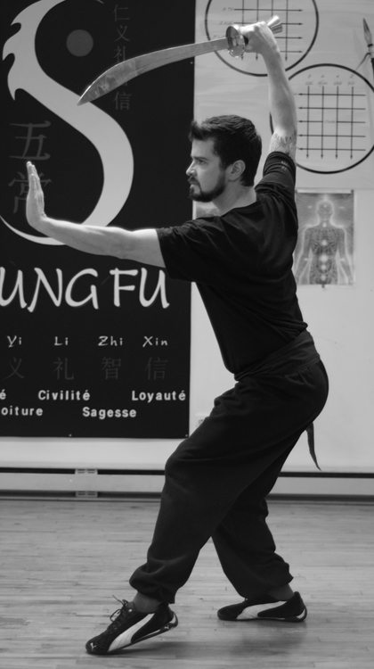 École de Kung Fu Wuchang