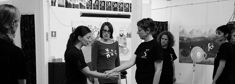 Autodéfense pour femmes à Sainte-Julie, Photo : Philippe Dumont